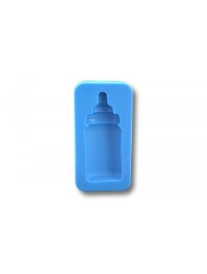 Butelka - formy silikonowe do masy cukrowej