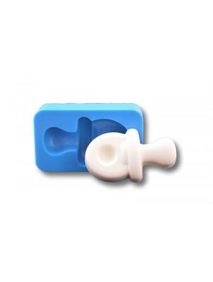 Smoczek - dekoracje cukiernicze formy silikonowe