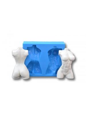 Afrodyta mini komplet - forma silikonowa dla dorosłych