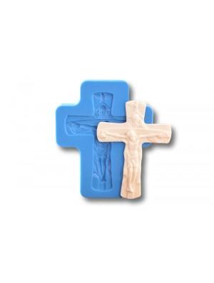Krzyż średni 2 - Forma Silikonowa