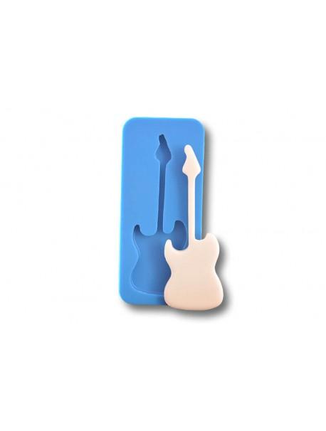 Gitara - Forma Silikonowa