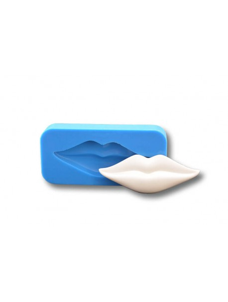 Usta 6 cm - Forma Silikonowa