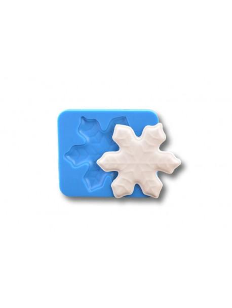 Śnieżynka - Forma Silikonowa
