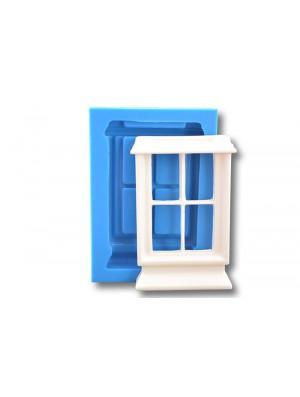 Okno - Forma Silikonowa