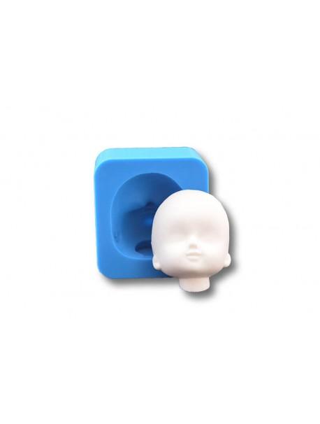 Głowa Betty - Forma Silikonowa
