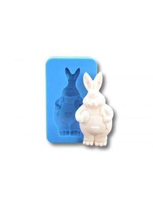 Zajączek Wielkanocny - Forma Silikonowa