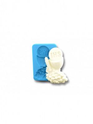Stroik z kłosem mały - dekoracje cukiernicze formy silikonowe