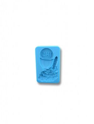 Stroik z kłosem mały- formy silikonowe do masy cukrowej