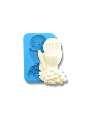 Stroik z kłosem średni - dekoracje cukiernicze formy silikonowe
