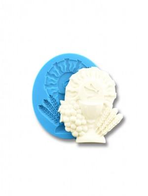 Stroik 3 kłosy średni - dekoracje cukiernicze formy silikonowe