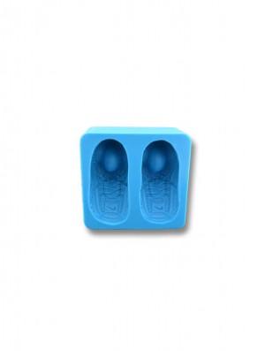 Buciki Nike - formy silikonowe do masy cukrowej