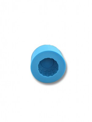 Koło - formy silikonowe do masy cukrowej