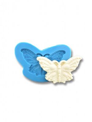 Motylek mały - formy silikonowe do masy cukrowej