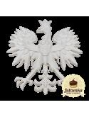Odlew z formy silikonowej Godło Polski