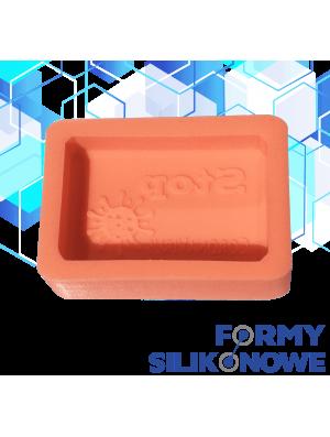 Mydło STOP CORONAVIRUS - Forma Silikonowa