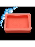 forma silikonowa mydło Love kotek i myszka