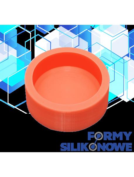 Mydło Okrągłe wzór 3 - Forma Silikonowa