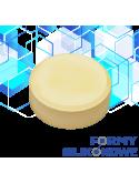 odlew z formy silikonowej mydełko małe okrągłe