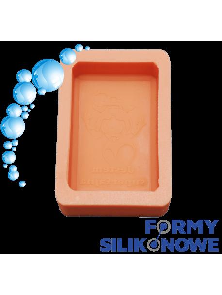 Mydło Superfajna - Forma Silikonowa