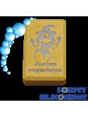 odlew formy silikonowej mydło superfajna