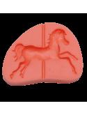 konik z karuzeli forma silikonowa