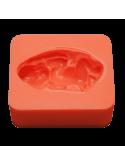 dziecko małe forma silikonowa