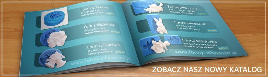 formy silikonowe katalog